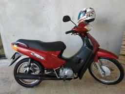 Honda biz 100 (partida elétrica)