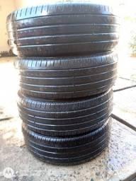 Título do anúncio: Vendo 4 pneus Pirelli Scorpions verde 205.60.16