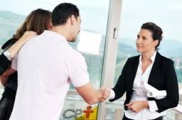 Atendentes de intermediação imobiliária(A)- Com ou sem experiências