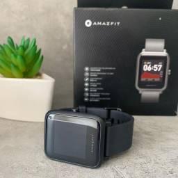 COM GPS! SMARTWATCH AMAZFIT BIP S ORIGINAL LACRADO