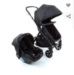 Título do anúncio: Carrinho para bebê Travel System Duo Poppy Cosco<br><br>