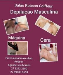 Podólogo e Depilação Masculina