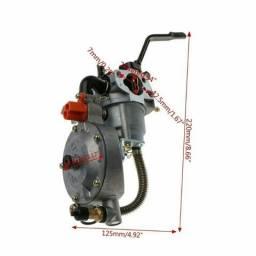 Carburador à gás GLP ou gasolina(Sena Madureira)