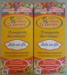 Pipoca Gourmet em Campinas