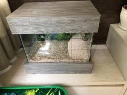 Vende - se aquário completo!
