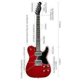 Curso de guitarra ? faça dele seu hobbi ou profissão