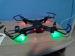 Drone Visuo Xs809hw câmera +2 Bateria
