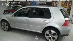 Vendo golf sportiline impecável aro 18 pneus novos carro revisado - 2008