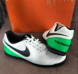 Chuteira Nike Tiempox Rio III Ic Tam 41   42 (Original nova sem ... 25c36f40ba2fd
