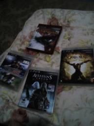 Vendo Jogos de PS3