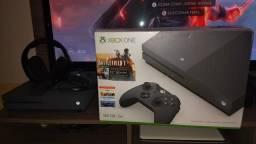 Xbox One S BATTLEFIELD 1 mais headset da logitech G633