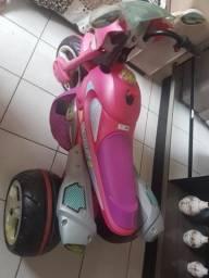 Moto Elétrica 6V. Bateria nova