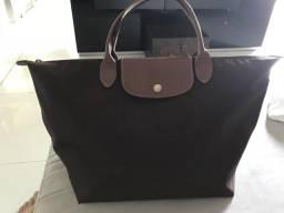 Bolsa Longchamp média