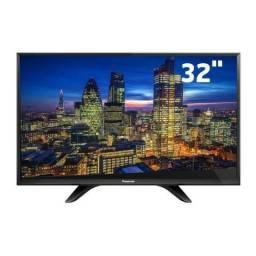 "TV led 32"" panasonic tc-32D400B - Conversor Digital 2 hdmi 1 usb 32"" - Bivolt"
