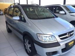 Gm - Chevrolet Zafira Elegance Automática com GNV! - 2012