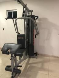 Aparelho ginástica faz varias funções r$1300
