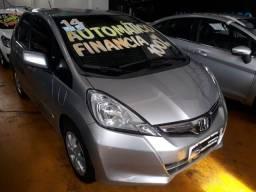 Honda Fit 2014 LX 1.4 automático - 2014