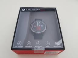 Smartwatch amazfit preto lacrado