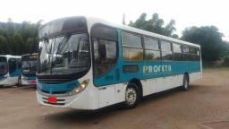 Ônibus Urbano Mbenz Of1722/ Induscar Apache U 08/09 Elevador