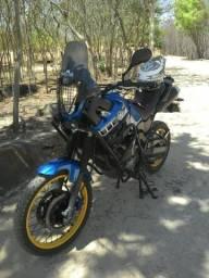 Yamaha xt 660 z Tenere muito nova - 2012