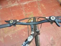 Bicicleta 18 marchas seminova