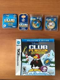 Jogo Club Penguin - Elite Penguin Force Nintendo DS