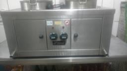 Máquina Fritadeira de Frango