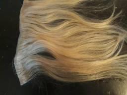 Mega hair cabelo humano de faixa