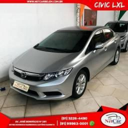 Honda Civic LXL 1.8 Mec - 2012