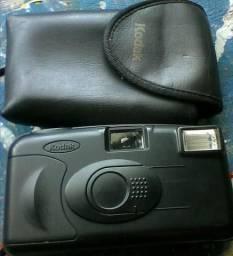 Kodak, antiga, funcionado