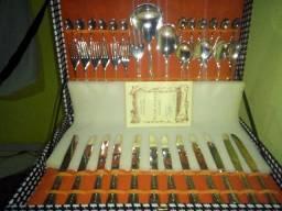 Faqueiro Silver Plated cutlery