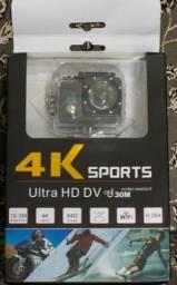 Camera go-pro ultra HD nova