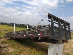 Carroceria de madeira 7.50 metros - 1989