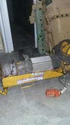Guincho elétrico de construção