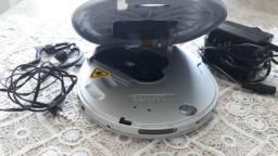 Discman Estéreo AM/FM Britania Sound BS279