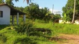 Granja com 13,5 hectares, muita água, 2 casas, energia, rio perene (Mumbaba), poço
