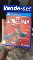 Jogo ps4 Spider-Man