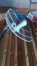 Antena e Cabo WI-FI