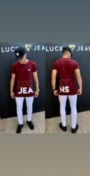 Blusas lucky jeans