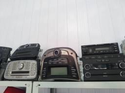 Radios Originais automotivos (Diversos modelos)