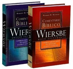 Comentários bíblico do antigo e novo testamento Wiersbe