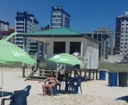 Quiosque de Praia de PVC