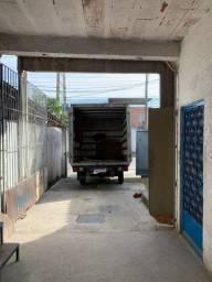 Galpão Marechal hermes 195.000 galpão coberto vazio 225m2 + 2 casas de 1 qto com RGI