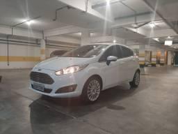 Fiesta Titanium Automático particular ano 2016