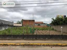 Terreno para alugar na Avenida Ceci Cunha, 686 m² por R$ 4.500/mês - Novo Horizonte - Arap