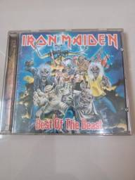 Vendo CD iron maiden original