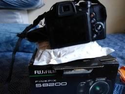 Câmara Fujifilm usada