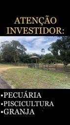 OPORTUNIDADE - Fazenda Porteira Fechada