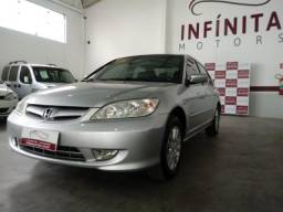 Honda civic 2006 1.7 lx 16v gasolina 4p manual - 2006