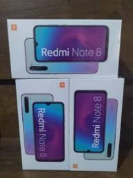 Vendo Celulares Xiaomi note 8